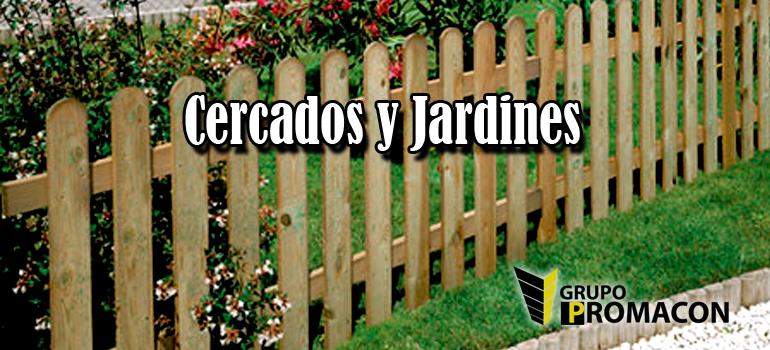 cercados y jardines Cercados y Jardin