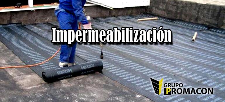 impermeabilizacion1 Impermeabilización